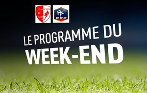 AGENDA DU WEEK END 9 et 10/11/2019