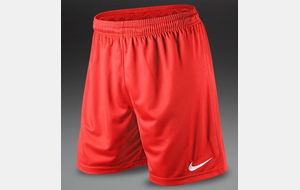 SHORT NIKE Dry Academy ROUGE ADULTE